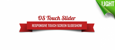 Joomla  OS Touch Slider light Joomla разработка
