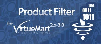 Joomla  Multiple Customfields Filter for Virtuemart Joomla разработка