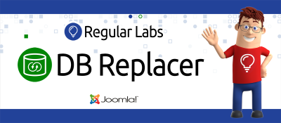 Joomla  DB Replacer Joomla разработка