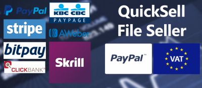 Joomla  QuickSell File Seller Joomla разработка